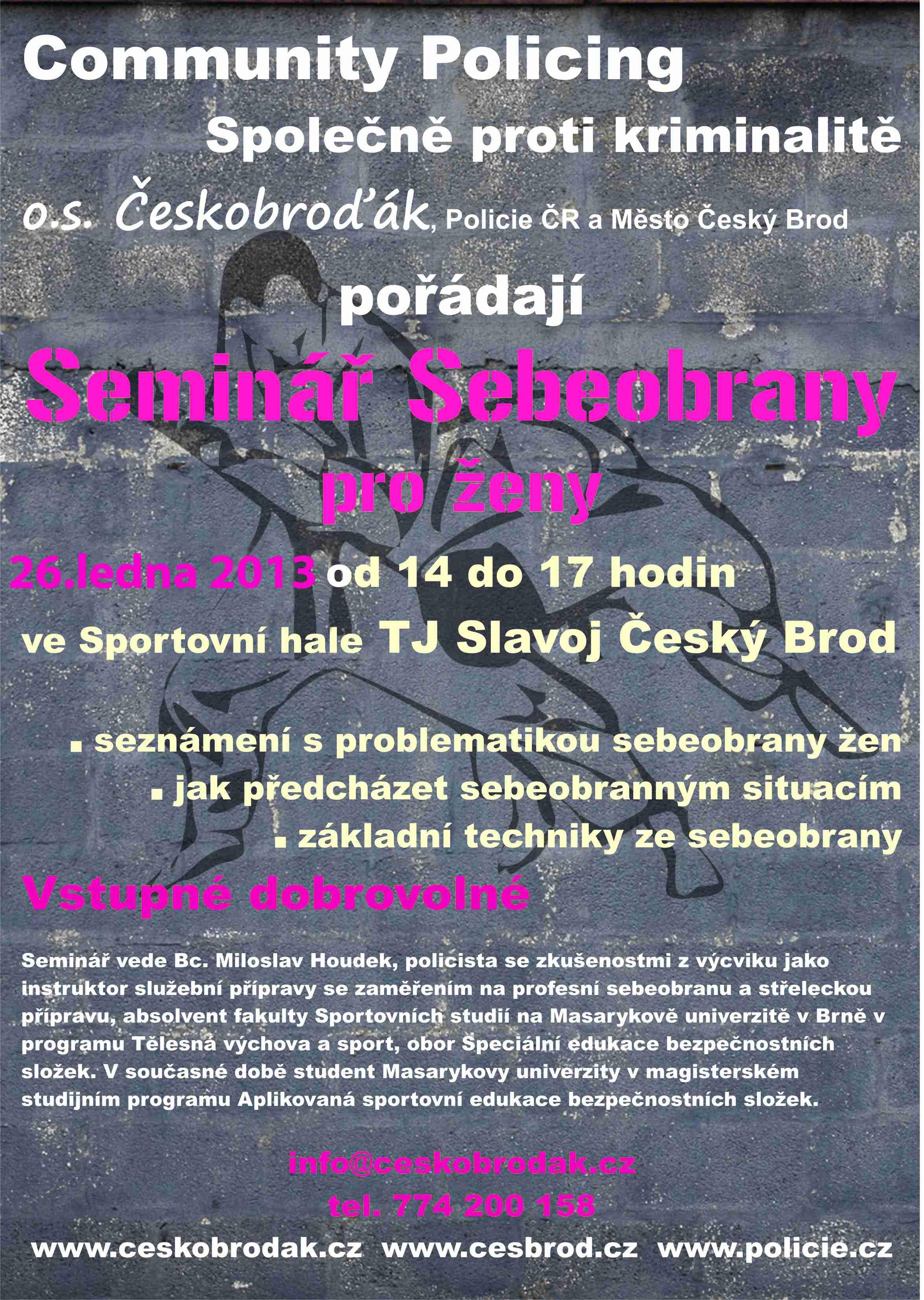 Zdrav Brod - Sociln oblast - Msto esk Brod