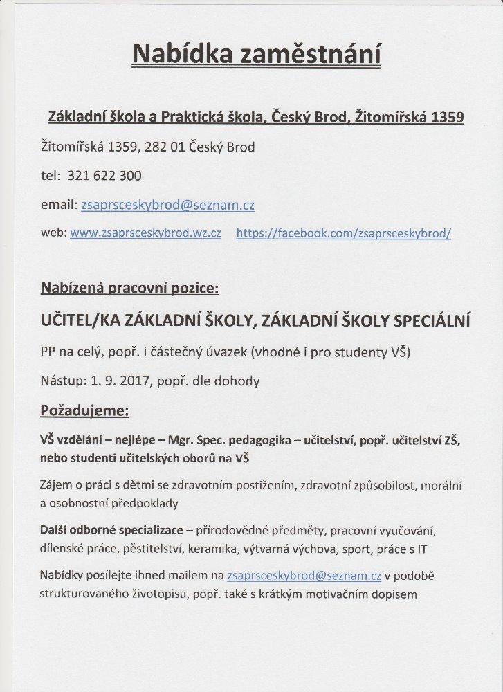 Mesto Cesky Brod